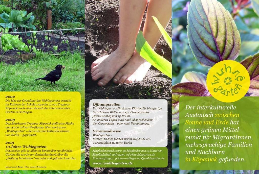 Wuhlegarten Flyer Version 1 Seite 1